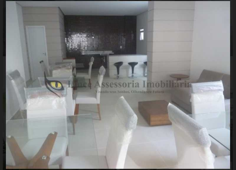 23-salão festas - Apartamento 3 quartos à venda Cachambi, Norte,Rio de Janeiro - R$ 634.700 - TAAP31505 - 24