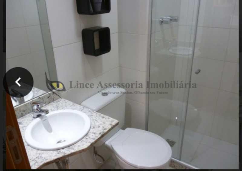19-banheiro de serviço - Apartamento 3 quartos à venda Cachambi, Norte,Rio de Janeiro - R$ 716.400 - TAAP31507 - 20