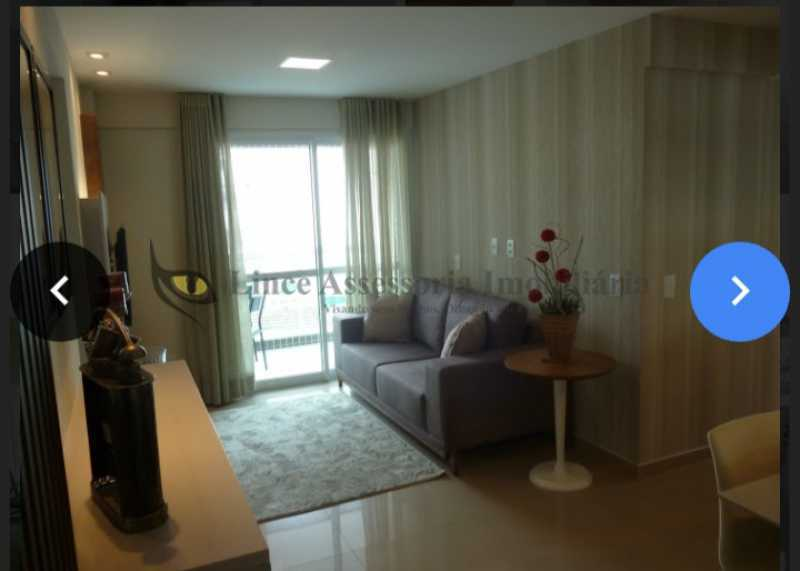 2-sala-1 - Apartamento 3 quartos à venda Cachambi, Norte,Rio de Janeiro - R$ 621.600 - TAAP31508 - 3