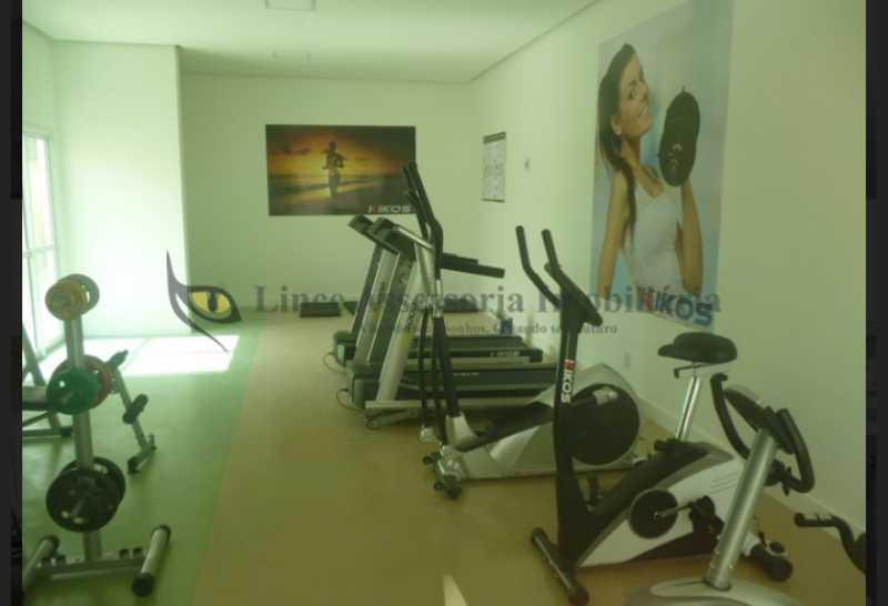 24-academia - Apartamento 3 quartos à venda Cachambi, Norte,Rio de Janeiro - R$ 621.600 - TAAP31508 - 25