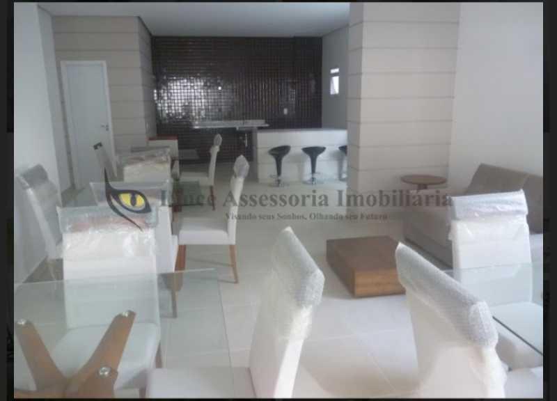 23-salão festas - Apartamento 3 quartos à venda Cachambi, Norte,Rio de Janeiro - R$ 750.000 - TAAP31509 - 24