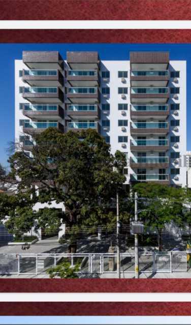28-prédio - Apartamento 3 quartos à venda Cachambi, Norte,Rio de Janeiro - R$ 750.000 - TAAP31509 - 29