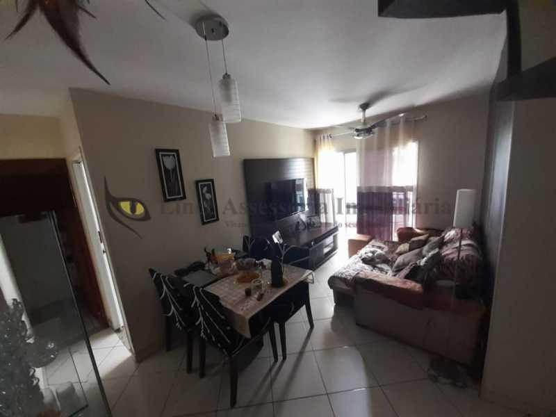 sala - Cobertura 3 quartos à venda Cachambi, Norte,Rio de Janeiro - R$ 490.000 - TACO30165 - 3