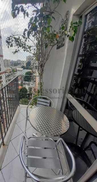 sacada - Cobertura 3 quartos à venda Cachambi, Norte,Rio de Janeiro - R$ 490.000 - TACO30165 - 4