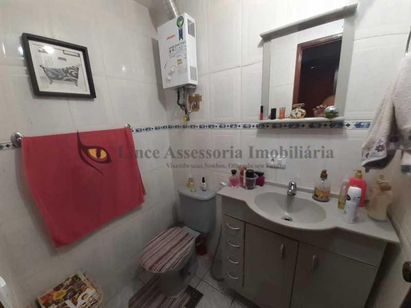 banheiro - Cobertura 3 quartos à venda Cachambi, Norte,Rio de Janeiro - R$ 490.000 - TACO30165 - 11