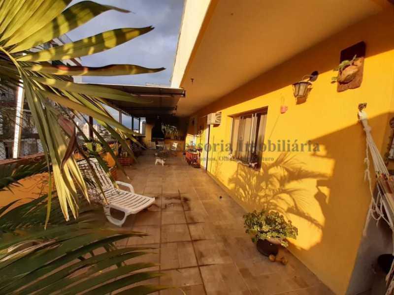 terraço, - Cobertura 3 quartos à venda Cachambi, Norte,Rio de Janeiro - R$ 490.000 - TACO30165 - 17