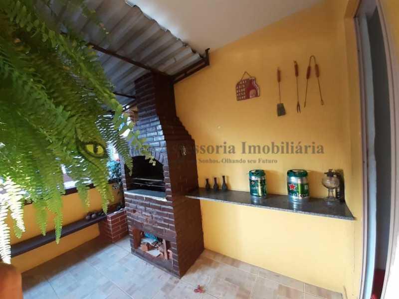 churrasqueira - Cobertura 3 quartos à venda Cachambi, Norte,Rio de Janeiro - R$ 490.000 - TACO30165 - 19