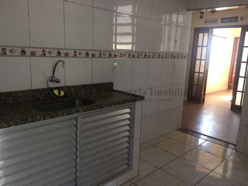 A. - Cobertura 2 quartos à venda São Cristóvão, Norte,Rio de Janeiro - R$ 280.000 - TACO20099 - 1