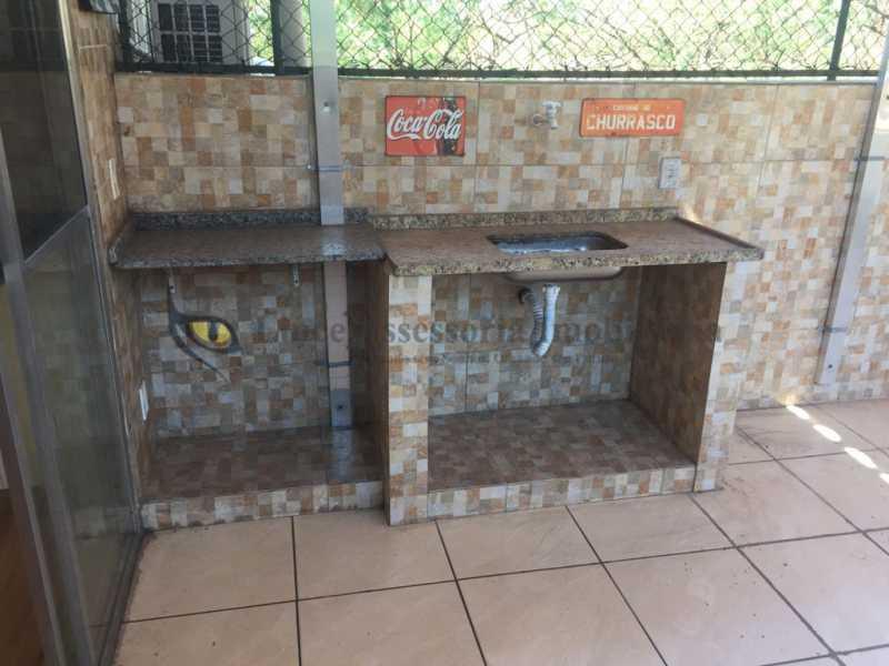 F. - Cobertura 2 quartos à venda São Cristóvão, Norte,Rio de Janeiro - R$ 280.000 - TACO20099 - 7