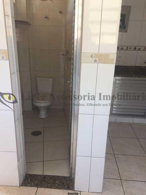 U. - Cobertura 2 quartos à venda São Cristóvão, Norte,Rio de Janeiro - R$ 280.000 - TACO20099 - 22