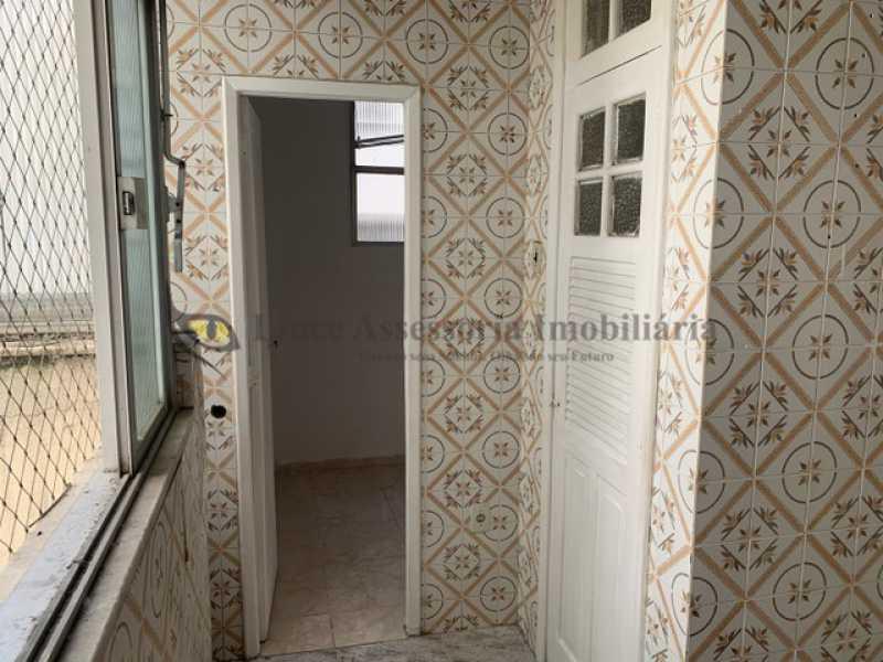 08 ÁREA DE SERVIÇO 1 - Apartamento 2 quartos à venda Riachuelo, Norte,Rio de Janeiro - R$ 195.000 - TAAP22619 - 9