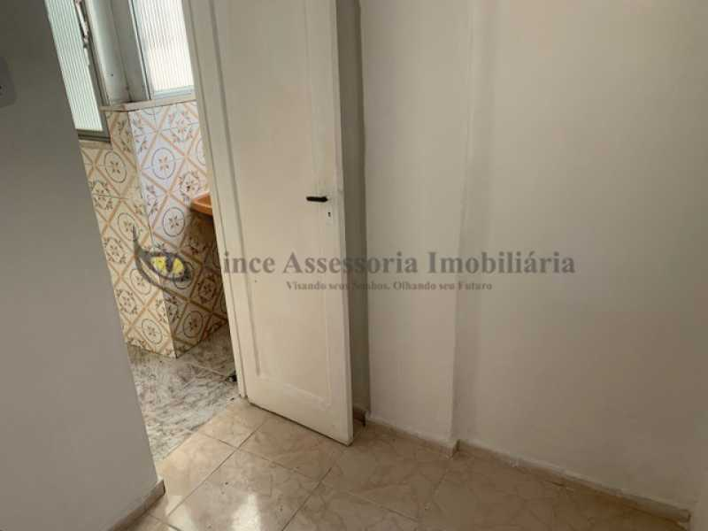 09 QUARTO  SERV - Apartamento 2 quartos à venda Riachuelo, Norte,Rio de Janeiro - R$ 195.000 - TAAP22619 - 10