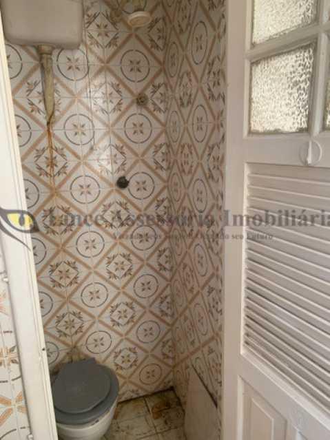 10 BANHEIRO DE SERVIÇO - Apartamento 2 quartos à venda Riachuelo, Norte,Rio de Janeiro - R$ 195.000 - TAAP22619 - 11