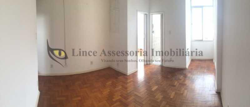 1-sala 4 - Apartamento 1 quarto à venda Praça da Bandeira, Norte,Rio de Janeiro - R$ 238.000 - TAAP10519 - 1