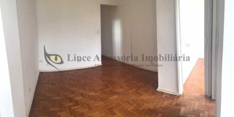 2-sala-1 - Apartamento 1 quarto à venda Praça da Bandeira, Norte,Rio de Janeiro - R$ 238.000 - TAAP10519 - 3
