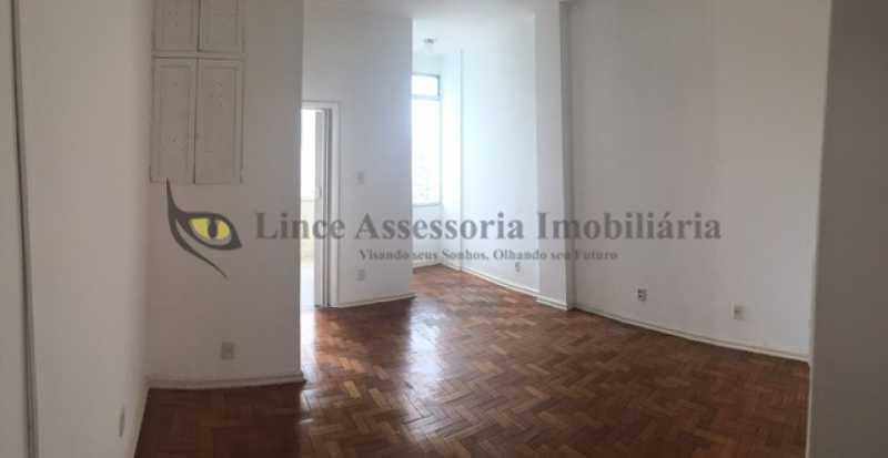 3-sala 3 - Apartamento 1 quarto à venda Praça da Bandeira, Norte,Rio de Janeiro - R$ 238.000 - TAAP10519 - 4