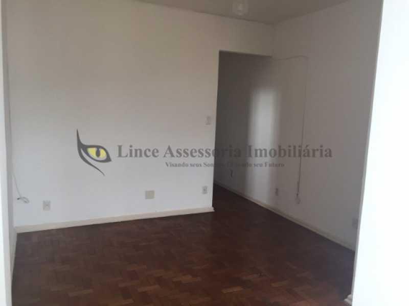 5-sala 2 - Apartamento 1 quarto à venda Praça da Bandeira, Norte,Rio de Janeiro - R$ 238.000 - TAAP10519 - 6