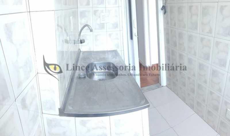 10-cozinha - Apartamento 1 quarto à venda Praça da Bandeira, Norte,Rio de Janeiro - R$ 238.000 - TAAP10519 - 16