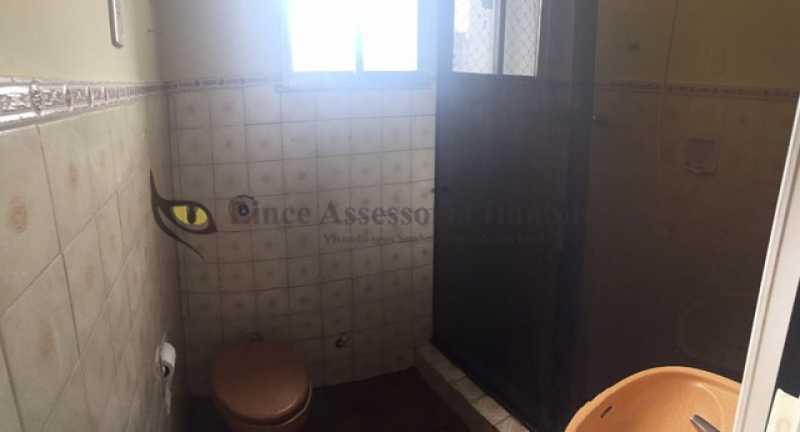 9-banheiro social - Apartamento 1 quarto à venda Praça da Bandeira, Norte,Rio de Janeiro - R$ 238.000 - TAAP10519 - 14