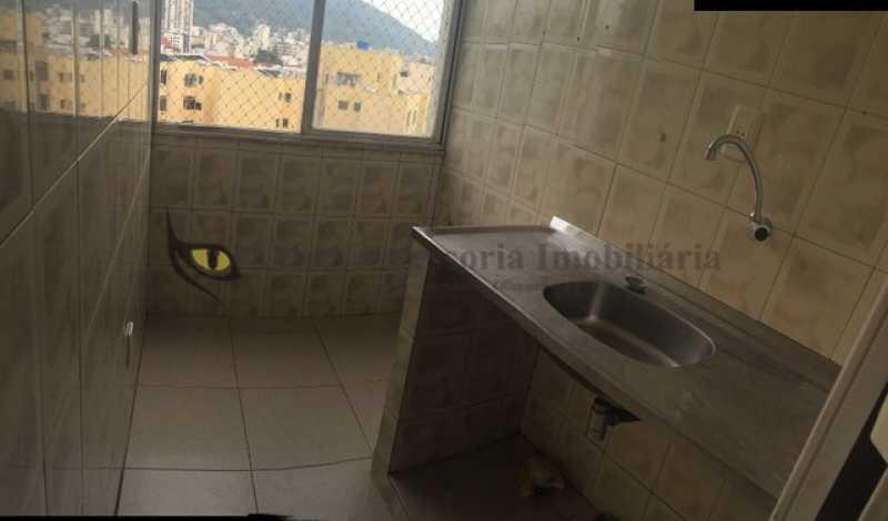 11-cozinha-1 - Apartamento 1 quarto à venda Praça da Bandeira, Norte,Rio de Janeiro - R$ 238.000 - TAAP10519 - 21