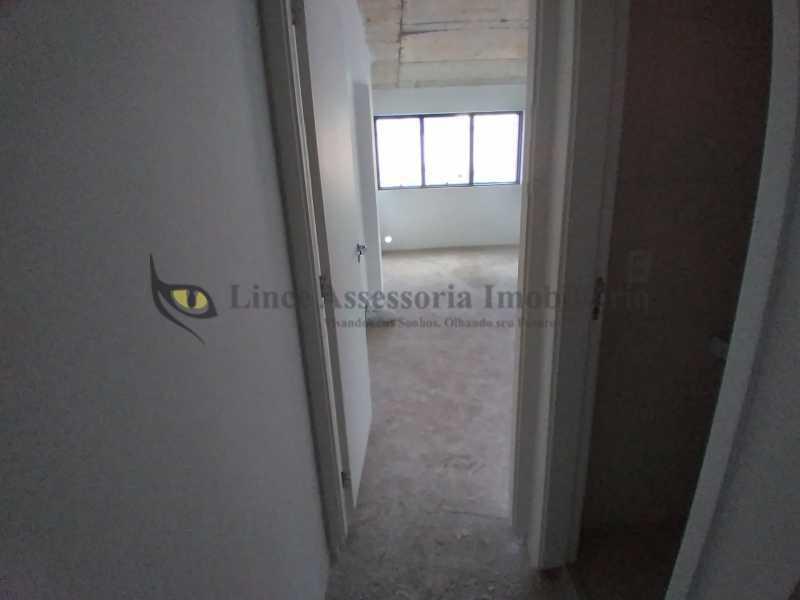 corredor - Sala Comercial 33m² à venda Vila Isabel, Norte,Rio de Janeiro - R$ 195.000 - TASL00110 - 5
