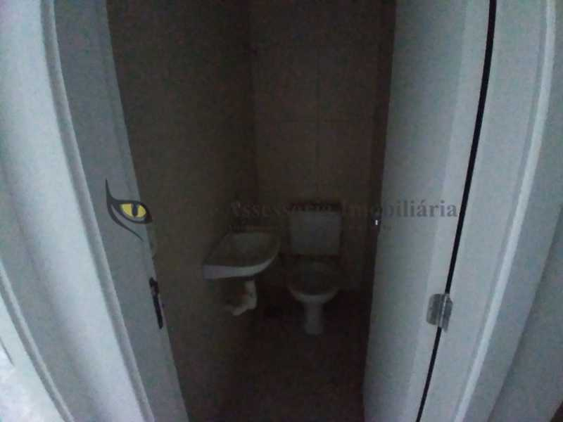 banheiro - Sala Comercial 33m² à venda Vila Isabel, Norte,Rio de Janeiro - R$ 195.000 - TASL00110 - 6
