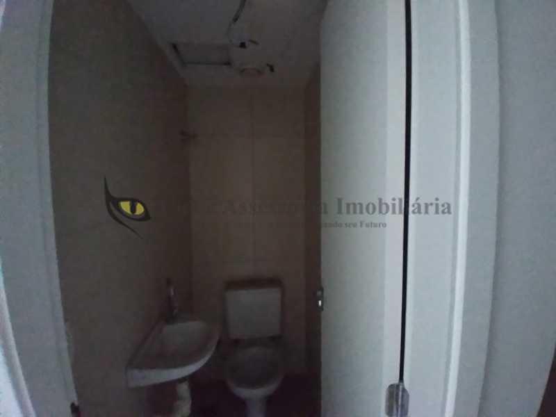banheiro - Sala Comercial 33m² à venda Vila Isabel, Norte,Rio de Janeiro - R$ 195.000 - TASL00110 - 7