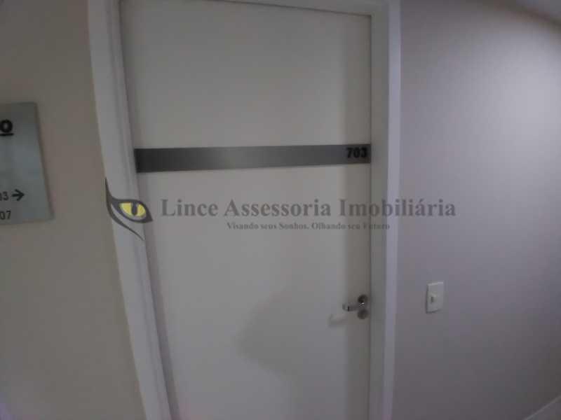 porta - Sala Comercial 33m² à venda Vila Isabel, Norte,Rio de Janeiro - R$ 195.000 - TASL00110 - 16