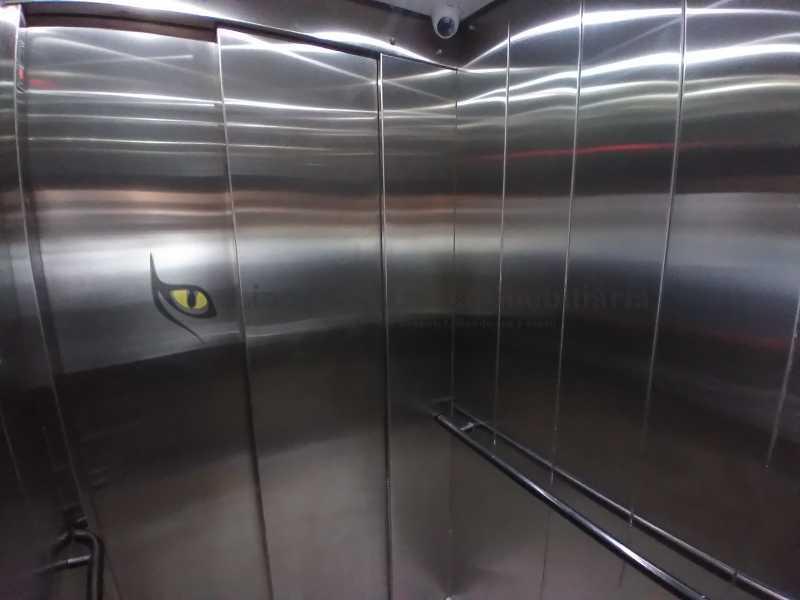 elevador - Sala Comercial 33m² à venda Vila Isabel, Norte,Rio de Janeiro - R$ 195.000 - TASL00110 - 20