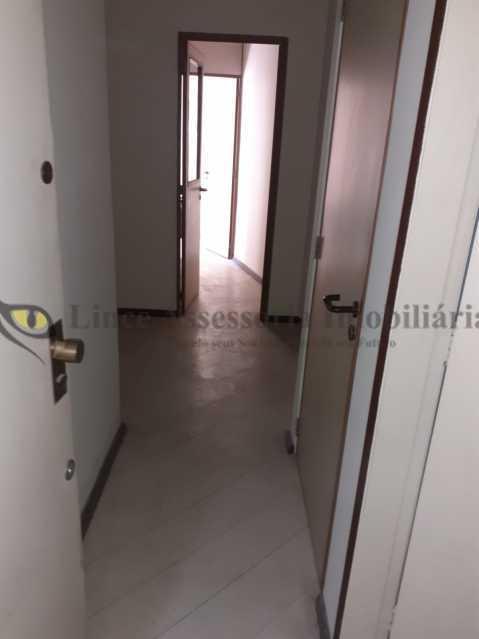 8-circulação - Sala Comercial 36m² à venda Tijuca, Norte,Rio de Janeiro - R$ 220.000 - TASL00111 - 9