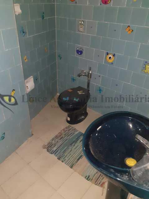 10-Banheiro social - Sala Comercial 36m² à venda Tijuca, Norte,Rio de Janeiro - R$ 220.000 - TASL00111 - 11
