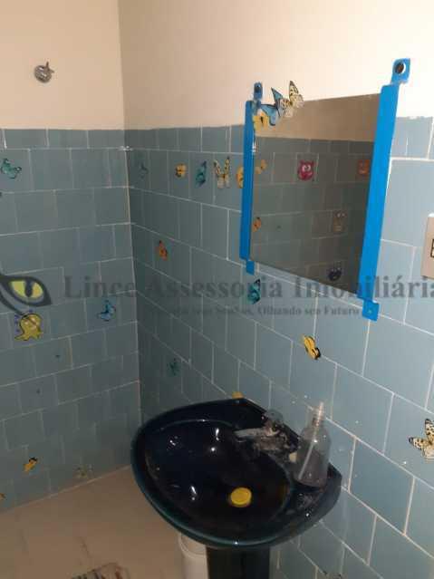 11-banheiro social - Sala Comercial 36m² à venda Tijuca, Norte,Rio de Janeiro - R$ 220.000 - TASL00111 - 12
