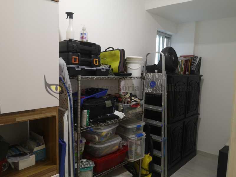 IMG_20210907_095300 - Apartamento 1 quarto à venda Vila Isabel, Norte,Rio de Janeiro - R$ 185.000 - TAAP10520 - 24