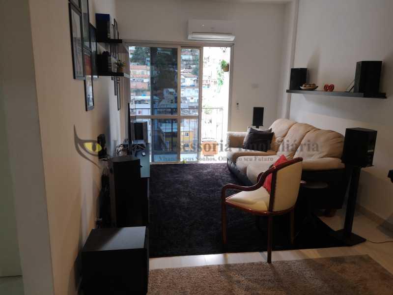 IMG_20210907_095422 - Apartamento 1 quarto à venda Vila Isabel, Norte,Rio de Janeiro - R$ 185.000 - TAAP10520 - 7