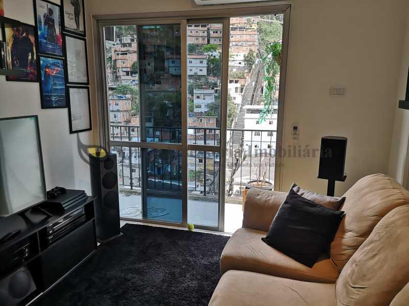 IMG_20210907_095436 - Apartamento 1 quarto à venda Vila Isabel, Norte,Rio de Janeiro - R$ 185.000 - TAAP10520 - 5