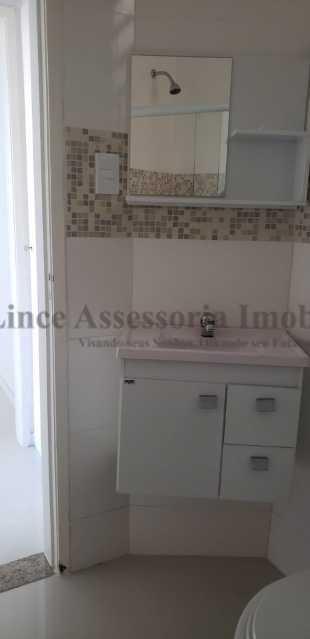 Banheiro Social - Apartamento 1 quarto à venda Vila Isabel, Norte,Rio de Janeiro - R$ 339.000 - TAAP10521 - 8
