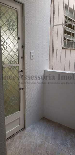 Circulação - Apartamento 1 quarto à venda Vila Isabel, Norte,Rio de Janeiro - R$ 339.000 - TAAP10521 - 10