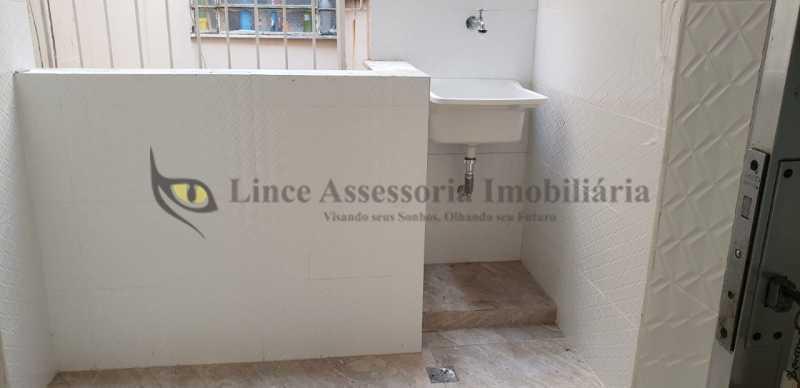 Área de Serviço - Apartamento 1 quarto à venda Vila Isabel, Norte,Rio de Janeiro - R$ 339.000 - TAAP10521 - 13