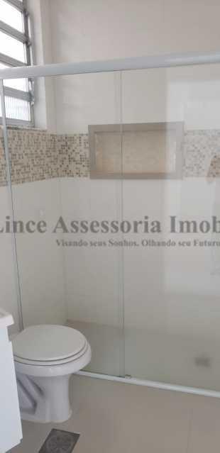 Banheiro Social - Apartamento 1 quarto à venda Vila Isabel, Norte,Rio de Janeiro - R$ 339.000 - TAAP10521 - 17