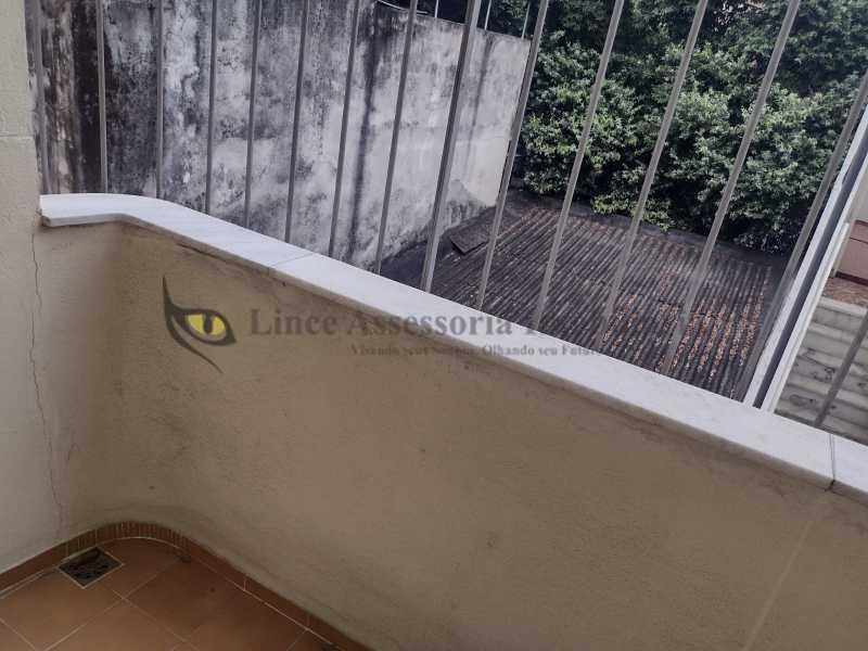 varanda - Apartamento 1 quarto à venda Maracanã, Norte,Rio de Janeiro - R$ 270.000 - TAAP10522 - 7