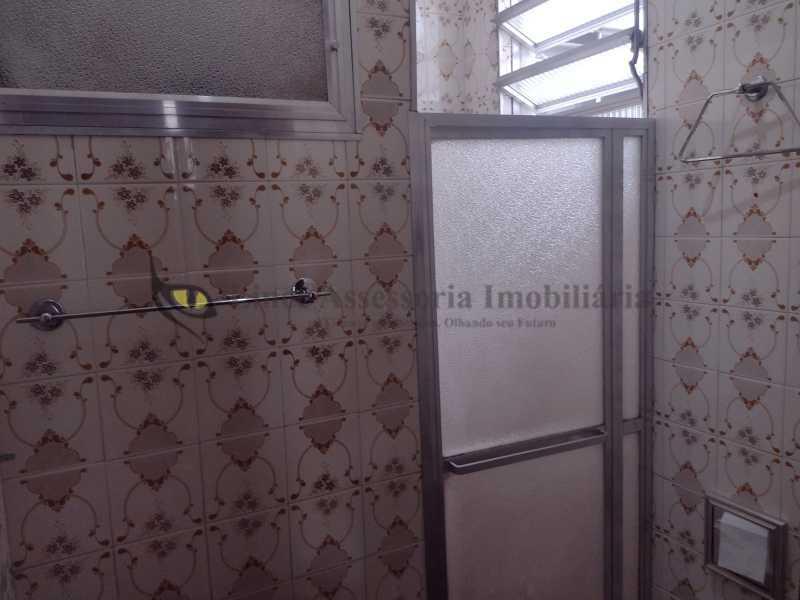 banheiro.. - Apartamento 1 quarto à venda Maracanã, Norte,Rio de Janeiro - R$ 270.000 - TAAP10522 - 15