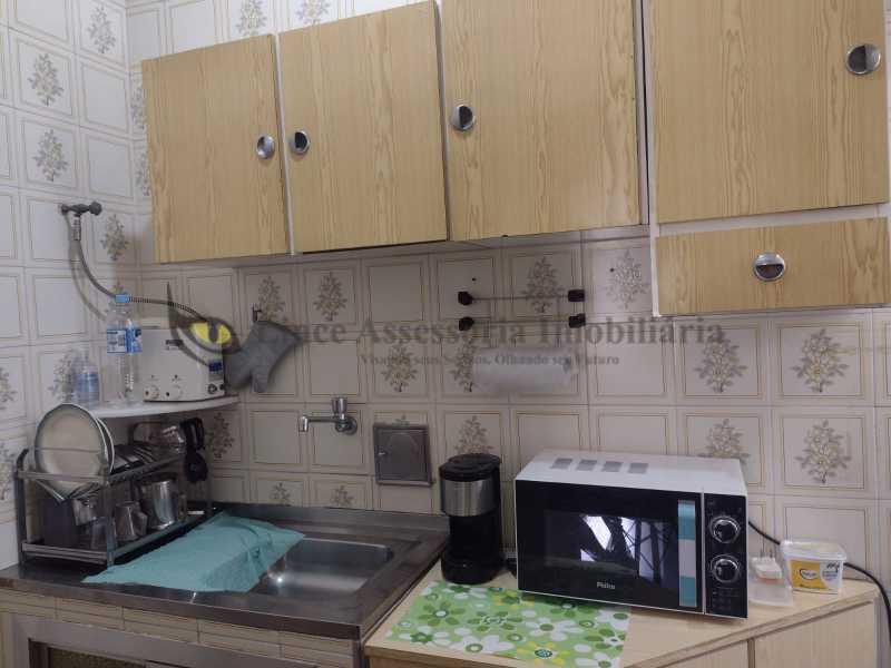 cozinha  - Apartamento 1 quarto à venda Maracanã, Norte,Rio de Janeiro - R$ 270.000 - TAAP10522 - 16