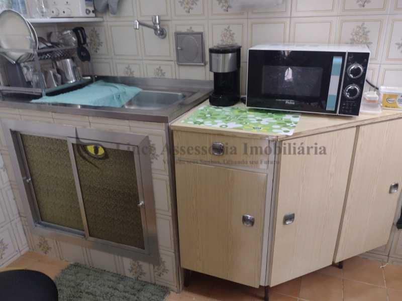 cozinha  - Apartamento 1 quarto à venda Maracanã, Norte,Rio de Janeiro - R$ 270.000 - TAAP10522 - 20
