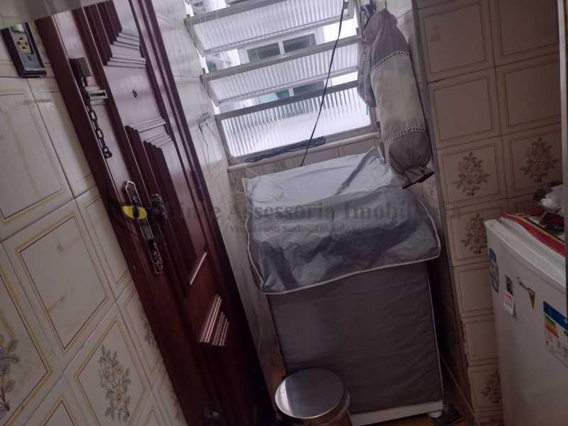 area serv - Apartamento 1 quarto à venda Maracanã, Norte,Rio de Janeiro - R$ 270.000 - TAAP10522 - 24