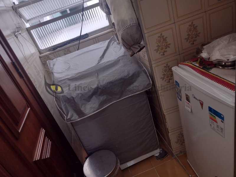 area serv - Apartamento 1 quarto à venda Maracanã, Norte,Rio de Janeiro - R$ 270.000 - TAAP10522 - 23