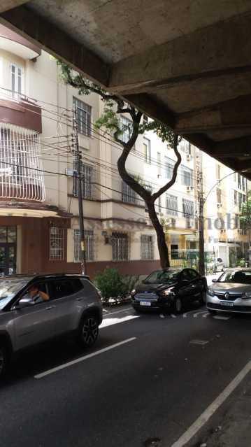 entrda do prédio 1.1 - Kitnet/Conjugado 20m² à venda Rio Comprido, Norte,Rio de Janeiro - R$ 125.000 - TAKI00097 - 15