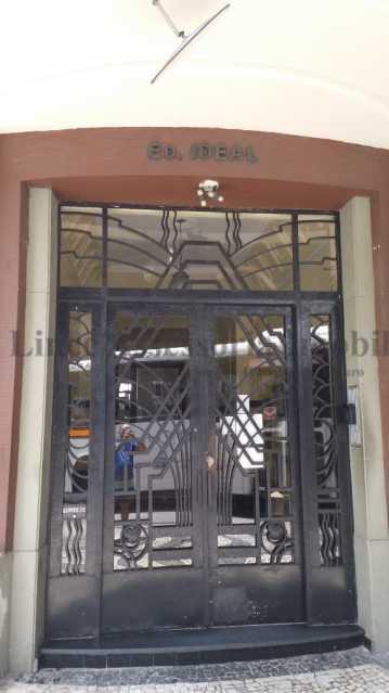 porta do prédio - Kitnet/Conjugado 20m² à venda Rio Comprido, Norte,Rio de Janeiro - R$ 125.000 - TAKI00097 - 20