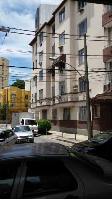 rua latera do prédio 1.1 - Kitnet/Conjugado 20m² à venda Rio Comprido, Norte,Rio de Janeiro - R$ 125.000 - TAKI00097 - 21