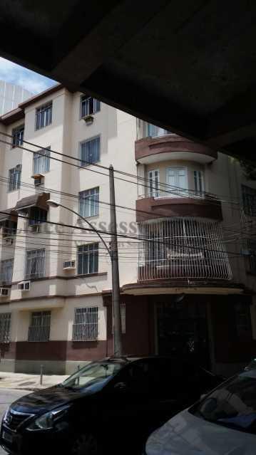 rua lateral do prédio - Kitnet/Conjugado 20m² à venda Rio Comprido, Norte,Rio de Janeiro - R$ 125.000 - TAKI00097 - 22