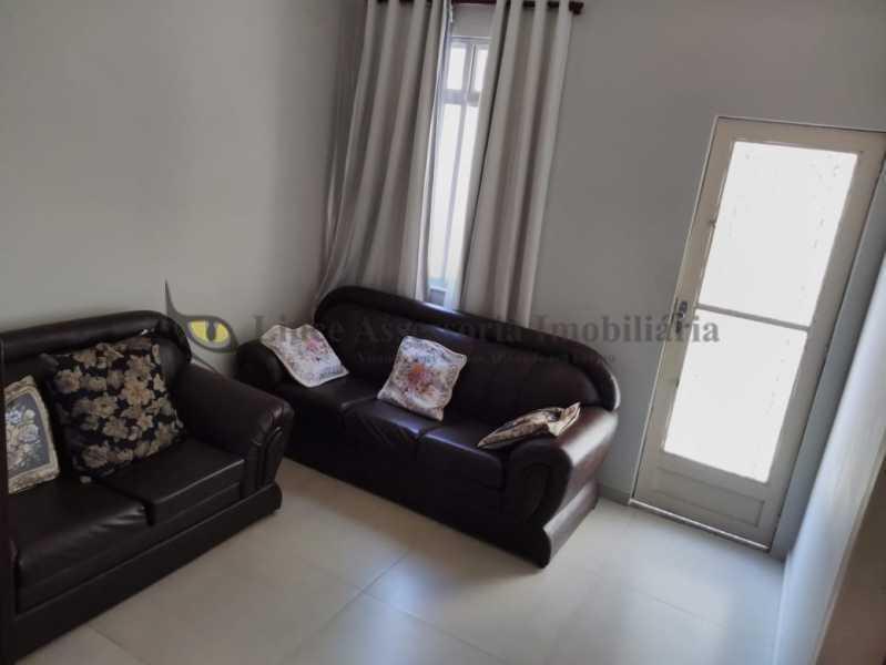 SALA 1 PAV.. - Casa 5 quartos à venda Grajaú, Norte,Rio de Janeiro - R$ 740.000 - TACA50025 - 1